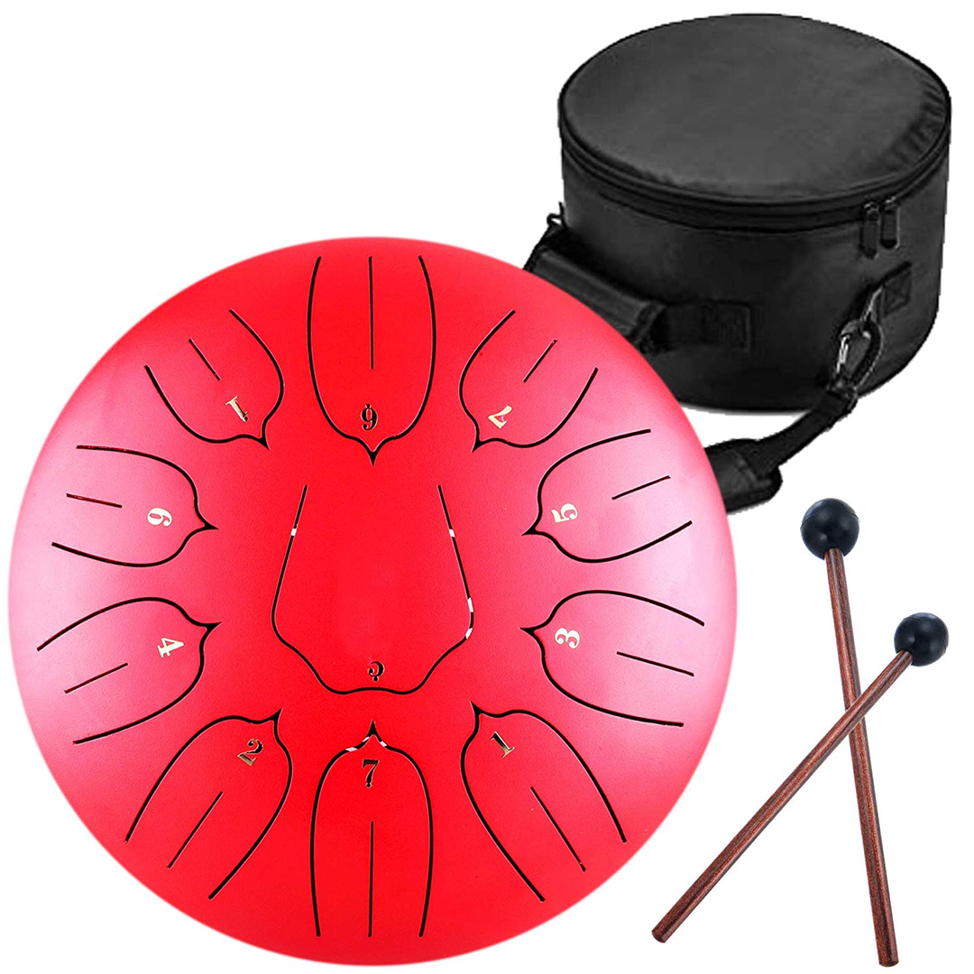 HOT SALE-Alloy Steel Tongue Drum-(BUY 2 SAVE $26 AND FREE SHIPPING)