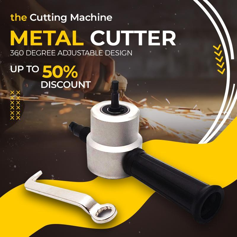 Multifunctional metal cutting tool(FREE SHIPING)