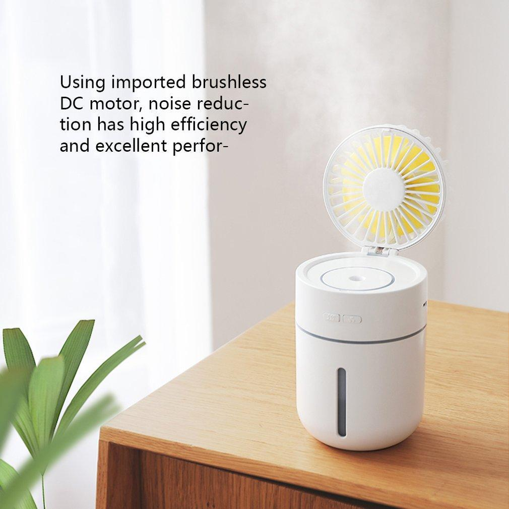 CE Certified Water Spray Desk Fan Custom Water Spray Fan For Room