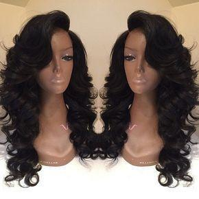 Human Hair Swiss Lace Wigs Nhs Wigs
