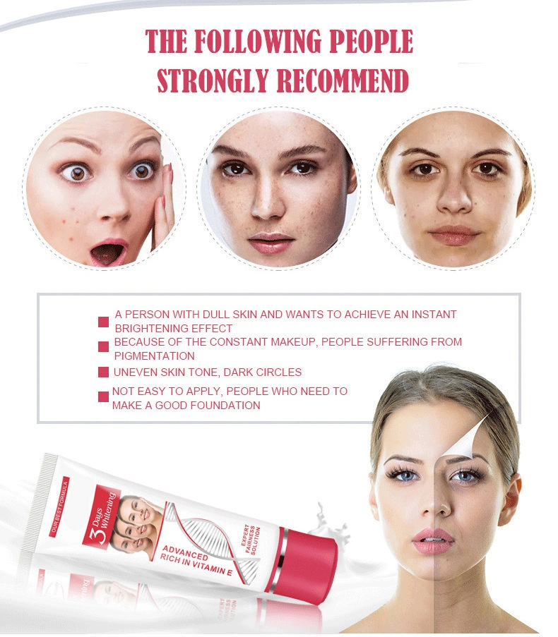 Face Smooth Primer make up Pores Invisible Brighten Dull Skin Color Whitening Cream Wrinkle Cover makeup Base Balm 25ml