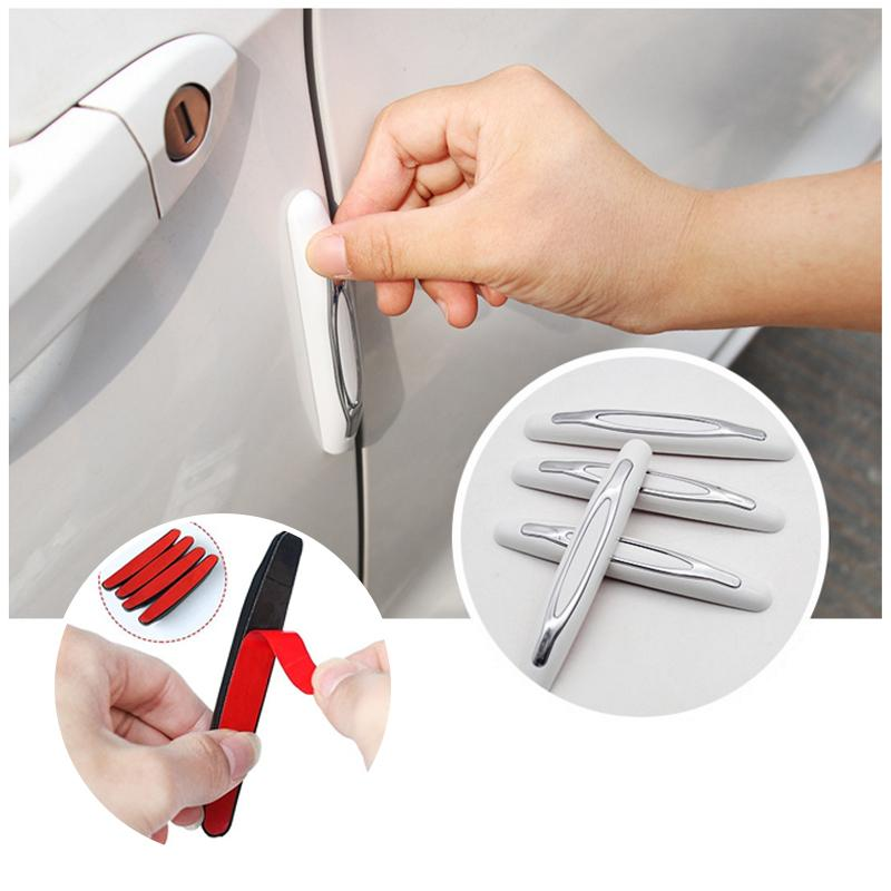 Car door Anti-collision Strip(4 PCs)