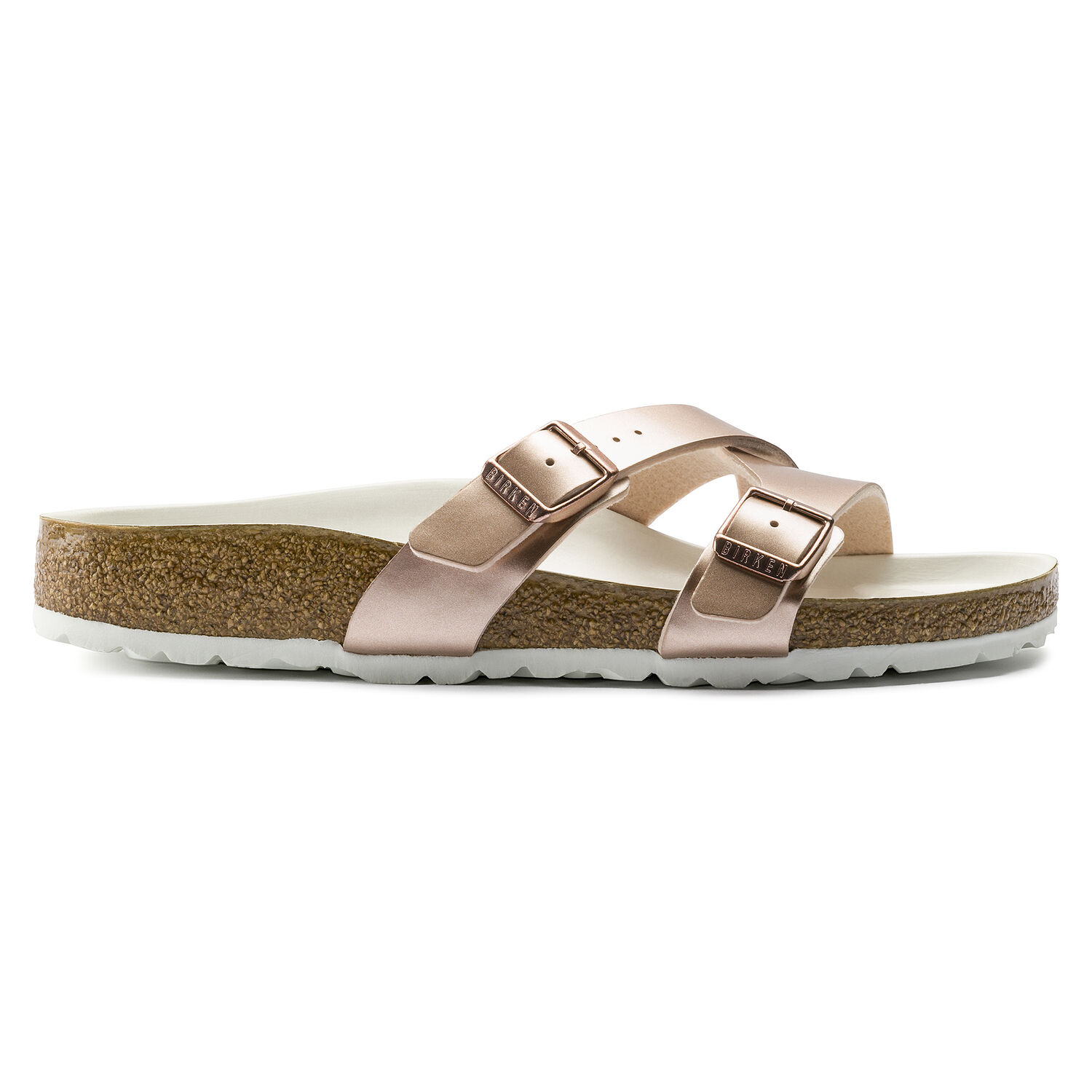 Yao Soft Footbed Oil Leather Sandal (Buy 2 Get 10% OFF & Free Shipping)