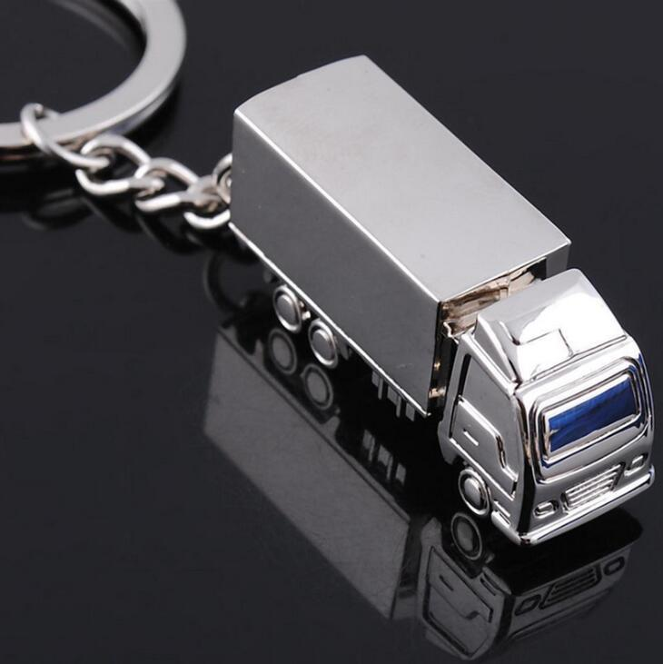 Lmfens--Mini  Key Ring Chain Classic 3D Keyfob