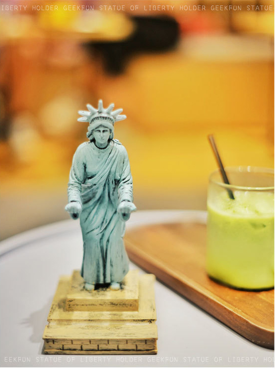 🗽Statue of Liberty Pen Stand🗽