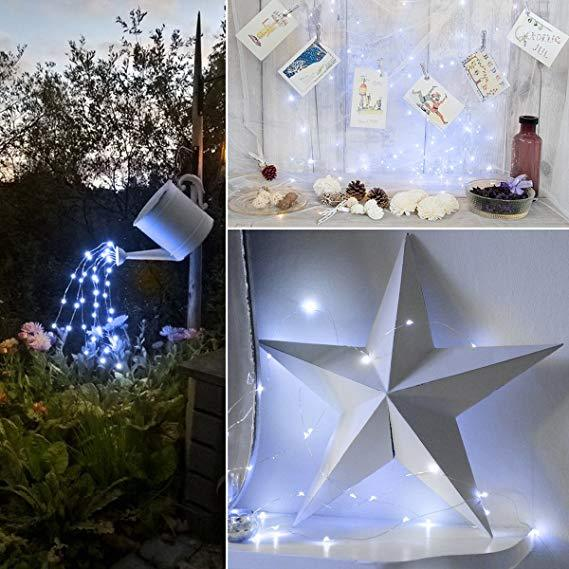 50% OFF Holiday promotion-Solar String Lights Outdoor