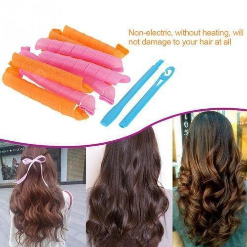 Buy 2 Free Shipping🔥Mother's Day Promotions!!! -NO HEAT CURLER(18PC)