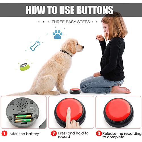 (50% OFF)Recordable Talking Button