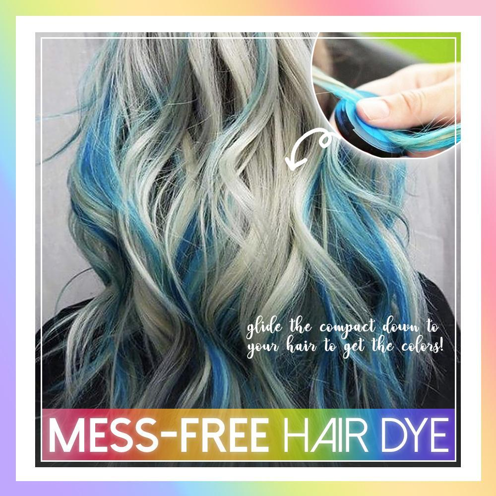 【Buy 2 Free Shipping】🥳Reusable & Washable Fast Hair Dye Set
