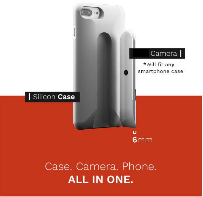 *Limited Gift-Most Portable Wireless 1080p  Camera in Phonecase