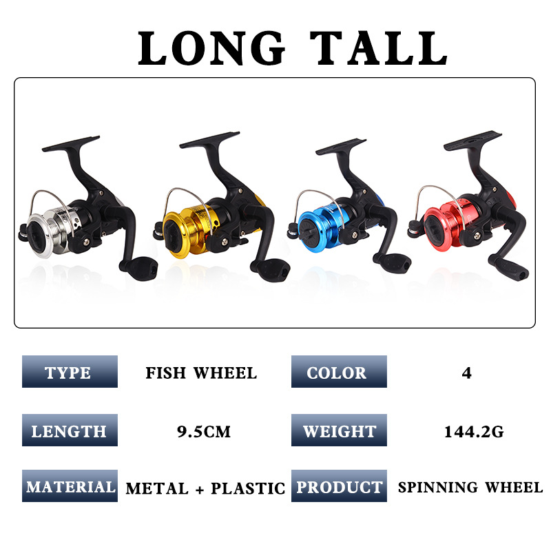 3BB 5.2:1 Feeder Coil Fishing Tackle Powerful Spinning Fishing Reels