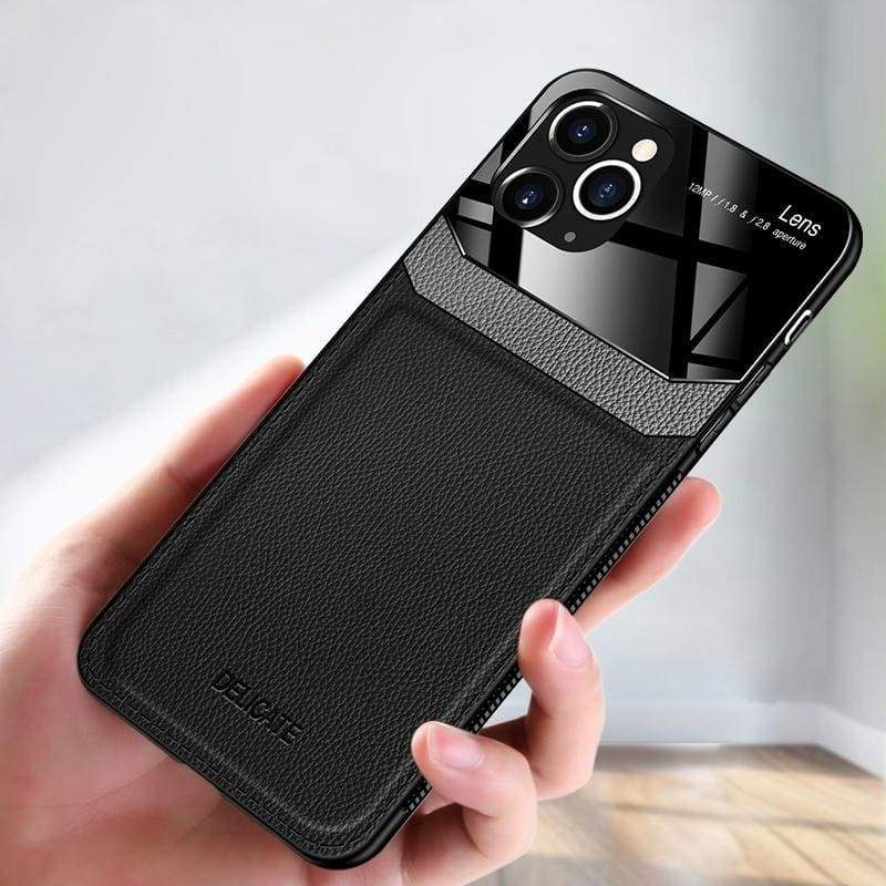 Vintage Best Protection Leather Case for Iphone 11 Pro Max X Xr Xs 6 7 8 Plus Anti-knock Shockproof Phone Bags Cover