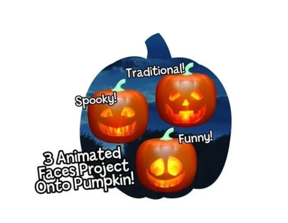 Halloween Sound-Activated Pumpkin(BUY 4 FREE SHIPPING)