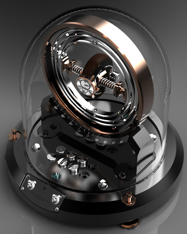 Gyrowinder watch  winder / Watch box