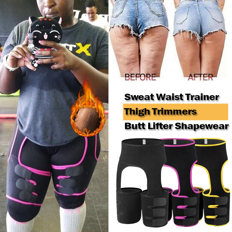 🔥 30% OFF Last Day Flash Sale🔥Newly 2-in-1 Butt Lifter & Thigh Trimmer