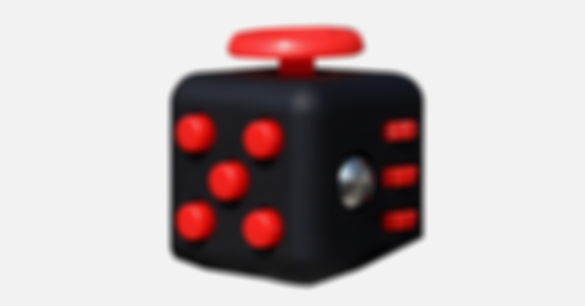 Relieves Stress Fidget Cube-Recommend Buying 3 PCS