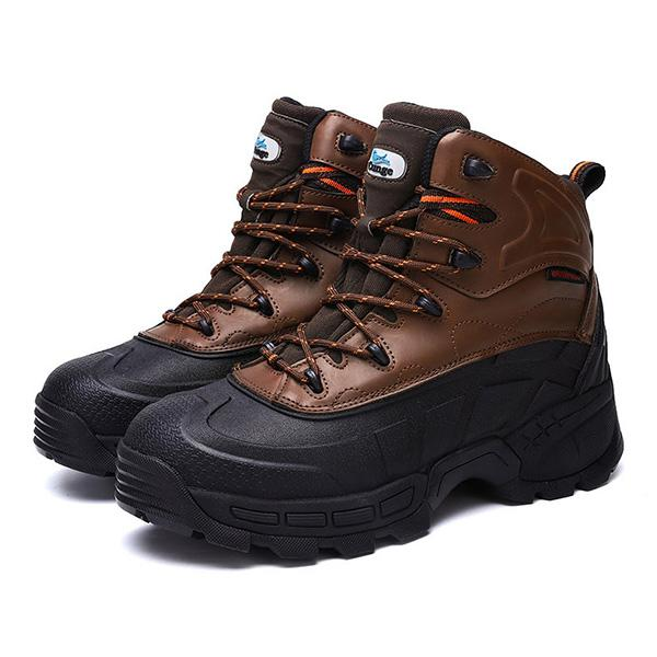 Men's Steel Toe Anti-smash Anti-piercing Anti-static Protective Boots