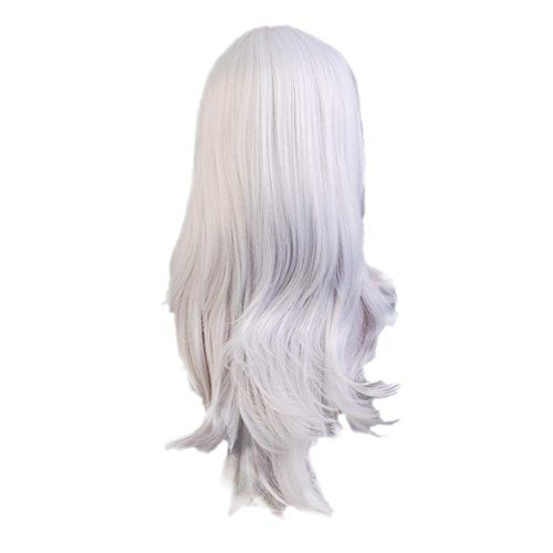 2020 New Gray Hair Wigs For African American Women Short Pixie Cut Wigs For African American Mercy Wig Eyebrows Going Grey Cheap Pre Plucked 360 Lace Wig Starfire Wig