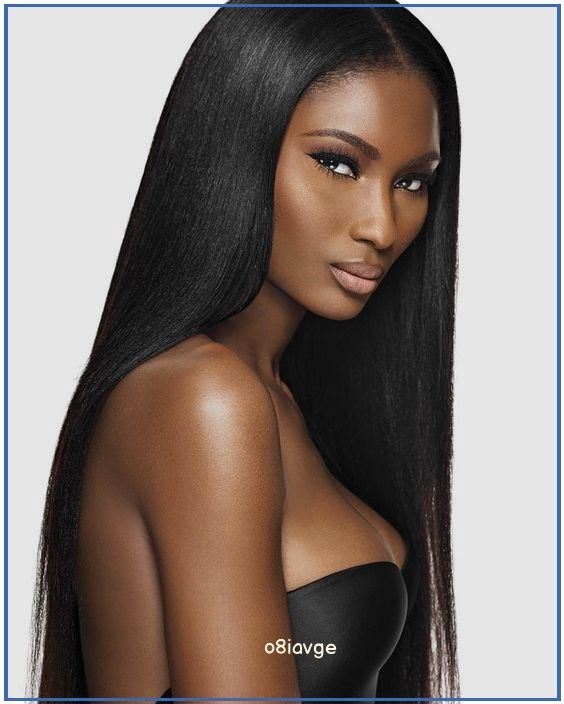2020 New Straight Wigs Black Long Hair Straight Back Braids With Beads Black And White Cruella Deville Wig