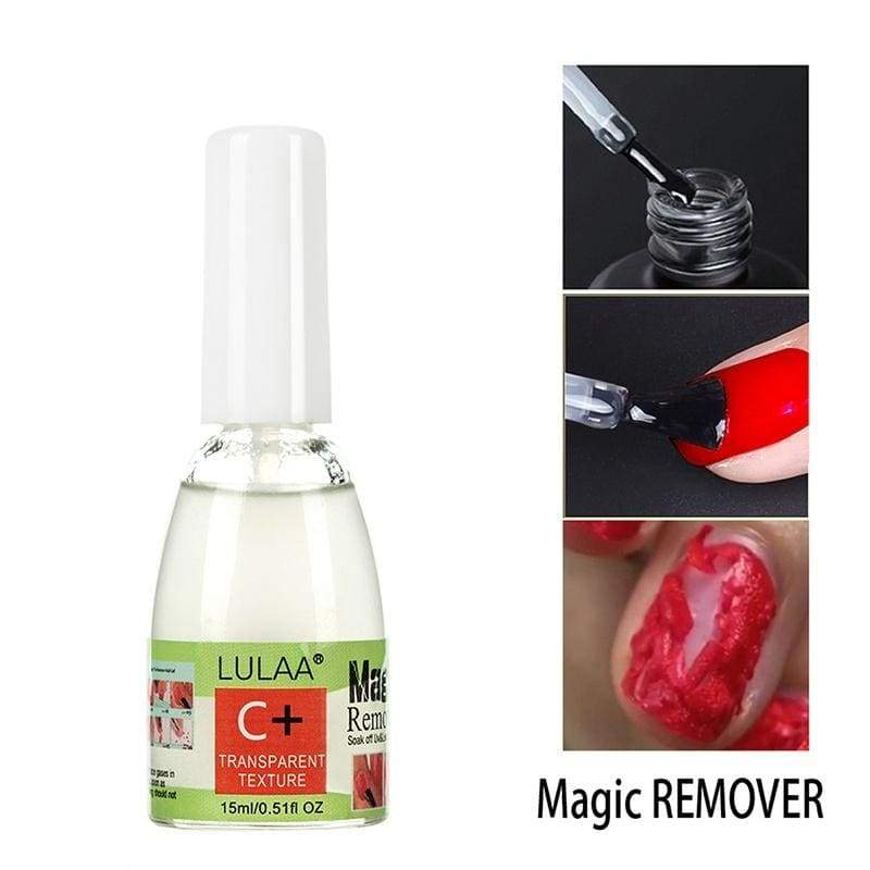 UV LED Gel Nail Polish Burst Magic Remover Liquid To Remove The Sticky Layer Gel Nail Degreaser Cleaner Gel Remover Nail Cleaner