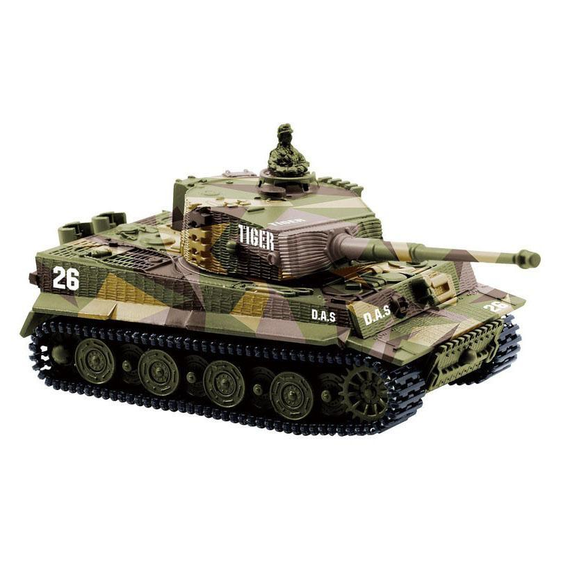 Remote Control Mini RC Tank With Sound
