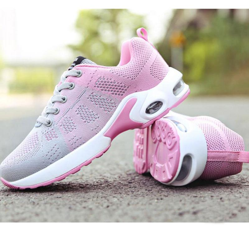 Higomore™ Women's Flat Casual Hollow Breathable Non-Slip Sneakers