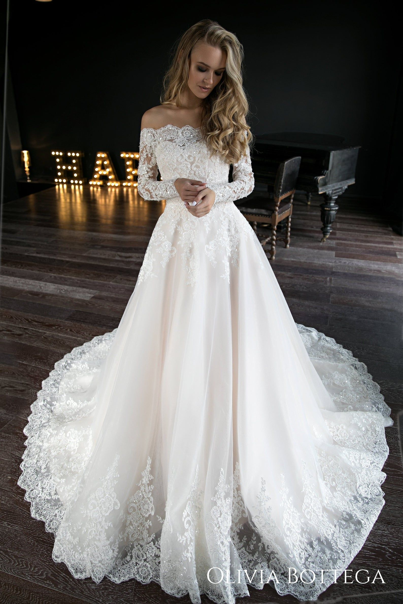 Lace Wedding Dresses 2020 New 715 White Lace Babydoll Dress Tweed Dress Long Sleeve Lace Homecoming Dress Mermaid Style Wedding Dress Plus Size Dresses To Wear To A Wedding Knee Length Lace Dress