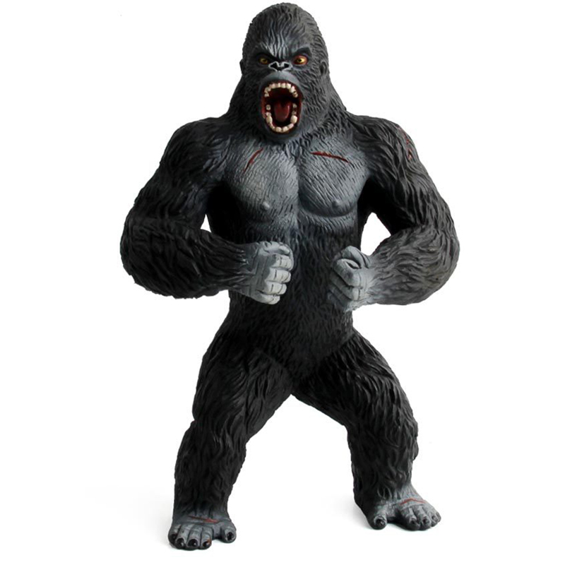 Simulation King Kong Model