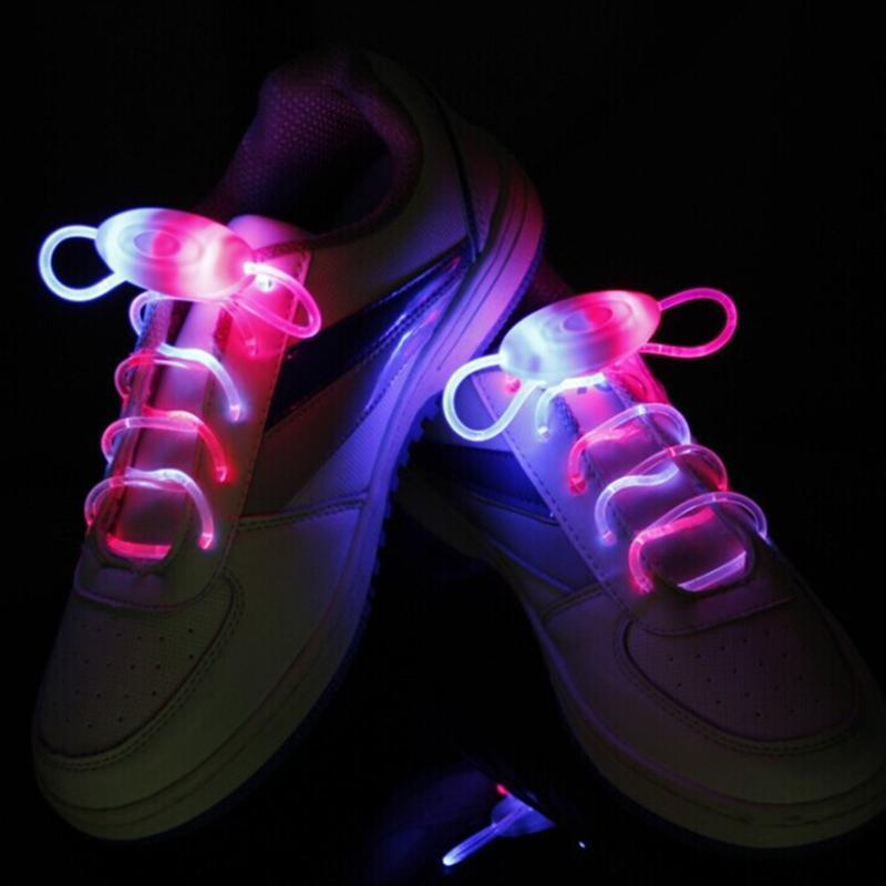 😍ONLY $5.99 - 90% OFF DISCOUNT - LED Glow Shoelaces