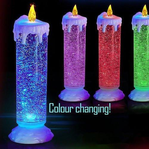 Swirling Led Candles-50% OFF