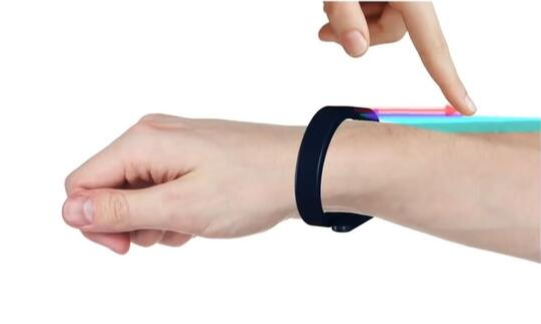 High-end smart bluetooth bracelet