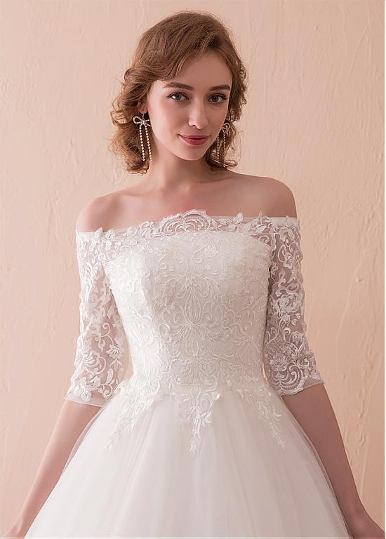 Fashion And Beautiful Casual Wedding Dresses For Girl