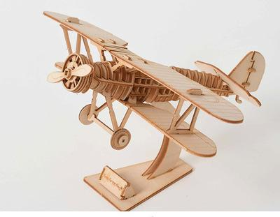 3 style 3D Puzzle Kits - No Skills Required