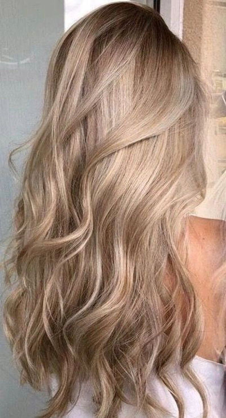 Lace Front Wigs Champagne Pink Hair Blonde Brazilian Curly Wig Man In Blonde Wig