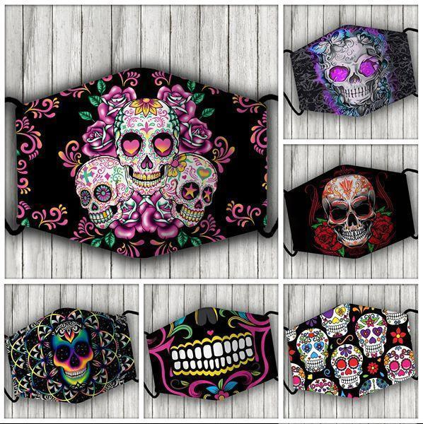 Skull Cloth masks