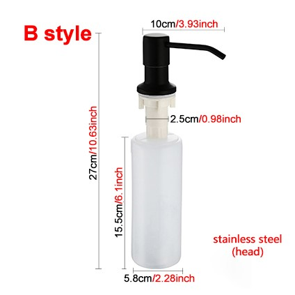 Soap Dispenser(Limited Time and Discount)
