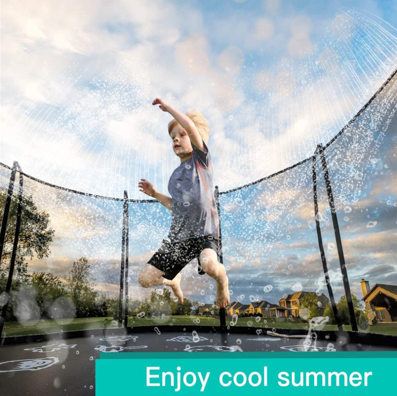 (❤️Mothers Day Promotion - Save 50% OFF) Trampoline Water Sprinkler, Buy 2 Free Shipping