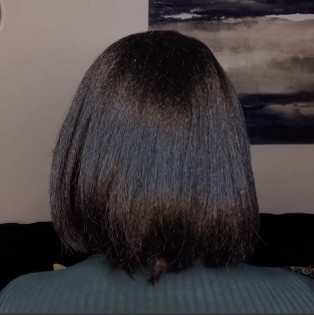 NEW Natural  short bob wig