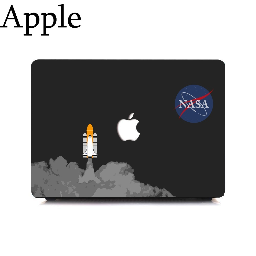 Luxury NASA Christmas present Easter Day Transparent Hard Case Shell Cover For Case New Macbook pro13inch/mac book pro case 13 inch/Macbook Pro13 inch Retina case/new macbook air 13 case/mac book air 13 cover/Macbook Pro15 inch Retina case/macbook pro 15