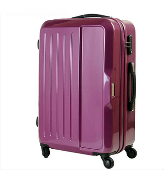 hinomoto wheel PC Abs hard shell Carry On luggage Bags For Gift roller bag-1.9