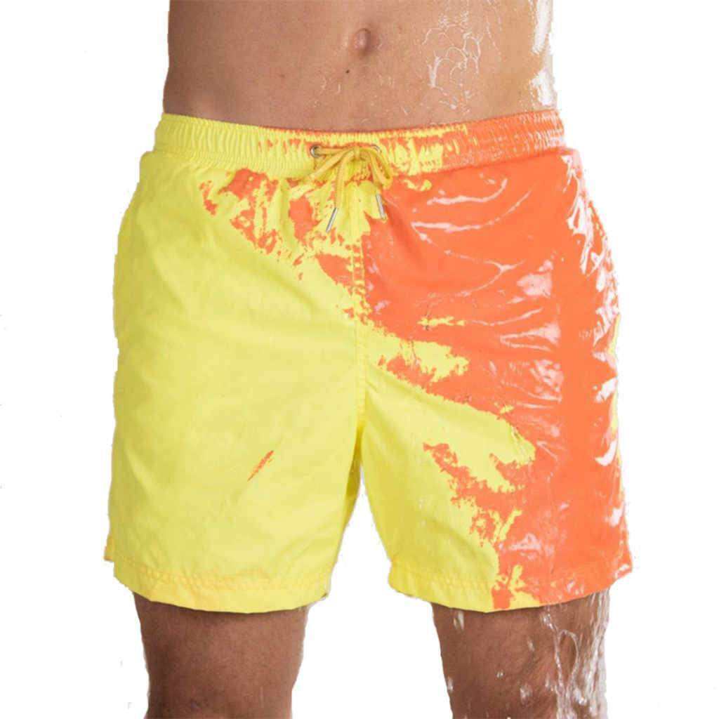 ( 50% OFF SALE ) (BUY 2 FREE SHIPPING)Color-Changing Beach Shorts