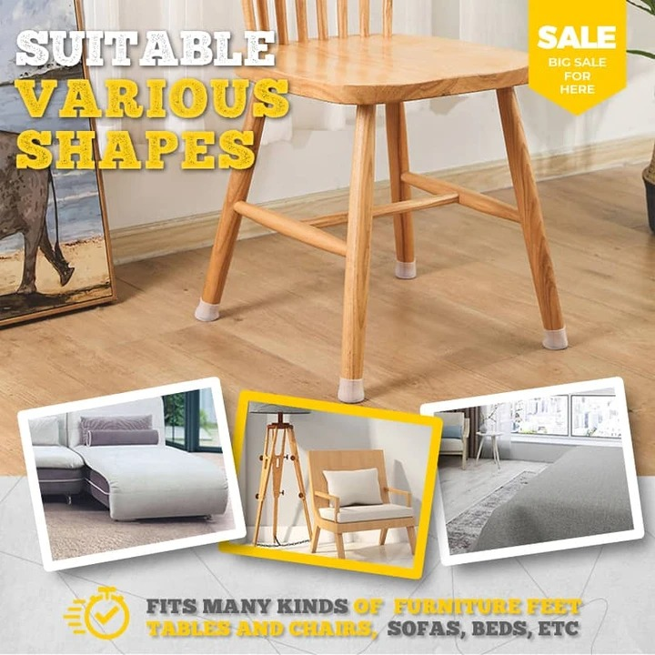 (NEW YEAR PROMOTION - SAVE 50% OFF) Furniture Silicon Protection Cover - Buy More Save More