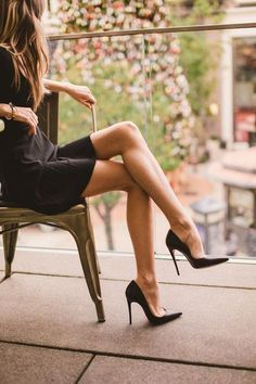 Trendy High Heel Shoes Two Strap Sandals Pencil Heels Online Shopping