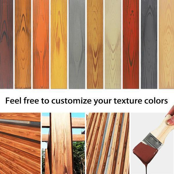【👍50% OFF ONLY TODAY】Wood Graining DIY Tool Set😀