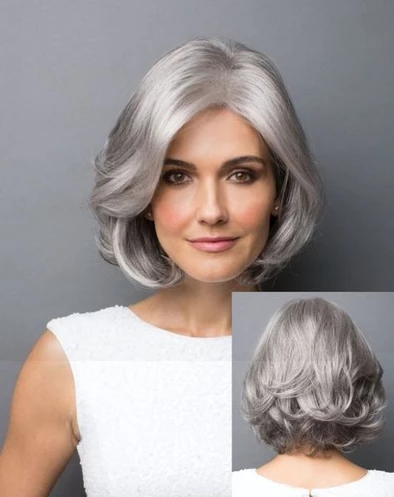 Gray Wigs Lace Hair Best Hair Oil For Preventing Grey HairEyebrow Color For Gray Hair