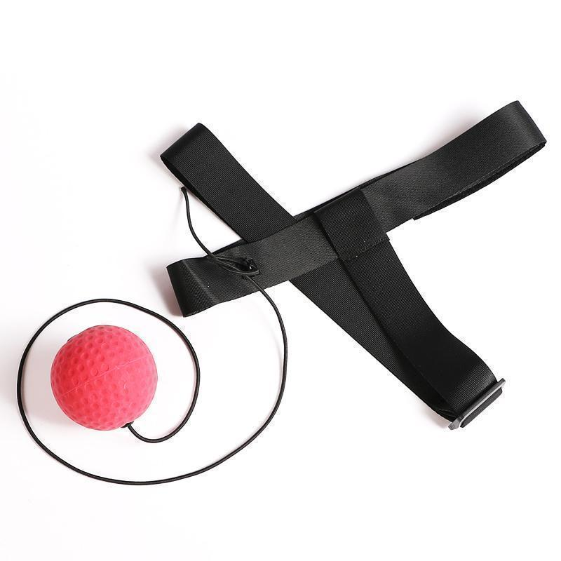 Boxing Reflex Ball - Get Hands Wraps FREE (Limited 50% OFF)