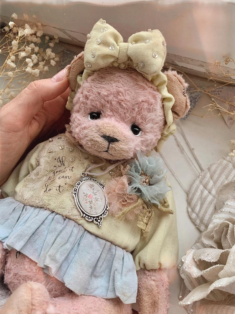 Teddy Bear Charlotte