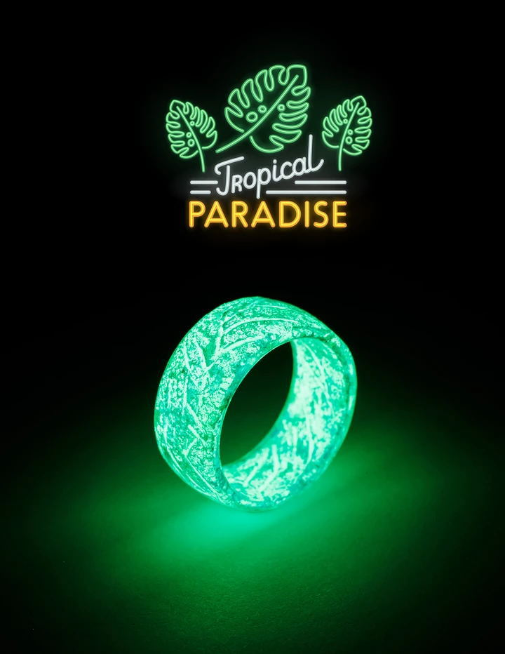 (Last Day Promotion 50% OFF)  Luminous Ring