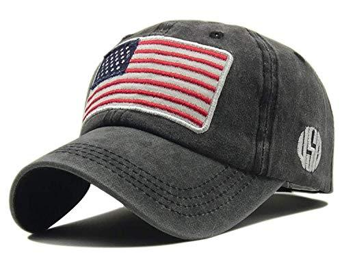 American Flag Baseball Cap USA Flag Trucker Hat