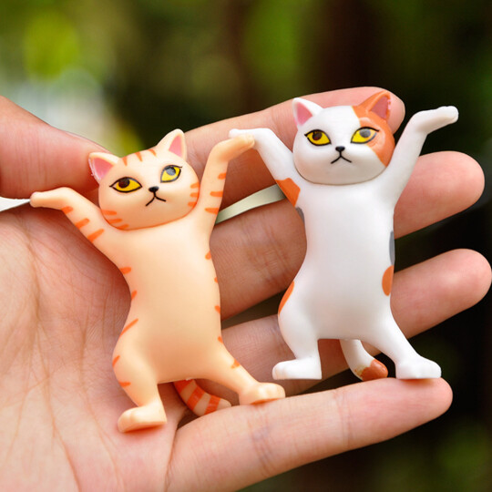 2021 Lifting Cat Creative Ornaments